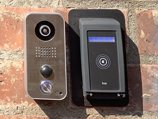 Keypad and Magnetic Lock Installation in Los Angeles
